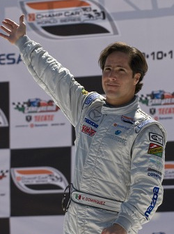 Drivers presentation: Mario Dominguez