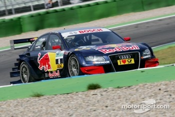 Qualifying troubles for Mattias Ekstrom at Zandvoort