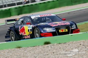 Qualifying troubles for Mattias Ekstrom at Zandvoort