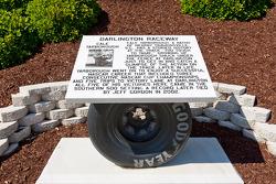Darlington Raceway plaque