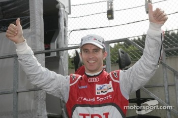LMP1 and overall pole winner Timo Bernhard