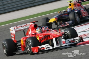 Ferrari is alwady working on 2012 car