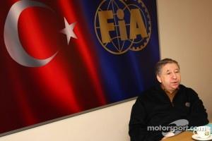 No Turkish GP on 2012 official FIA calendar