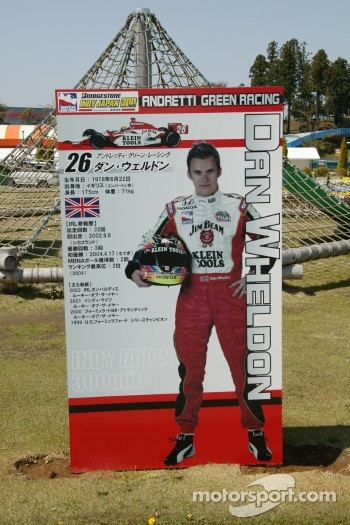 Poster of Dan Wheldon