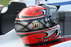 Helmet for A.J. Foyt IV