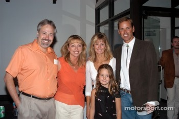 Chuck and Pam Homier with Shauna, Loni and Johnny Unser