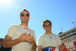 Vitor Meira and Kosuke Matsuura