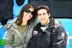 Jeff Simmons and Stephanie Soviar