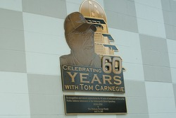 Dedication for Tom Carnegie