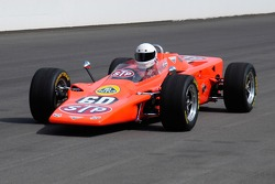 Vintage racers: 1968 Lotus Turbine.  Joe Leonard almost won in this