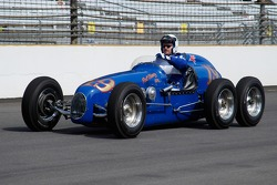 Vintage racers: 1947/48 Clancy Special Six-Wheeler
