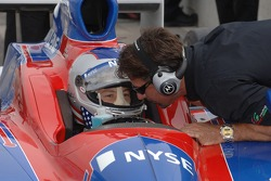 Michael and Marco Andretti
