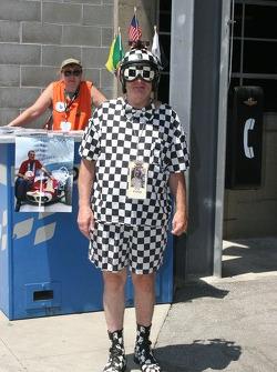 Race Fan Number 1