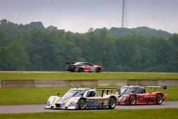 #10 SunTrust Racing Chevrolet Dallara: Max Angelelli, Ricky Taylor, #77 Doran Racing Ford Dallara: Brian Frisselle, Henri Richard
