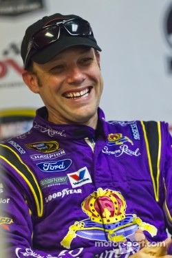 Post-race press conference: race winner Matt Kenseth, Roush Fenway Racing Ford