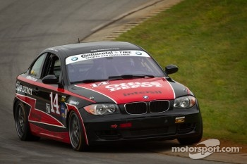 #14 Doran Racing BMW 128i: Tim Bell, B.J. Zacharias