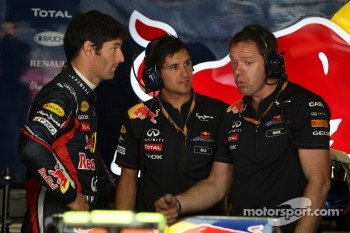 Webber thinks Formula One is getting too slow