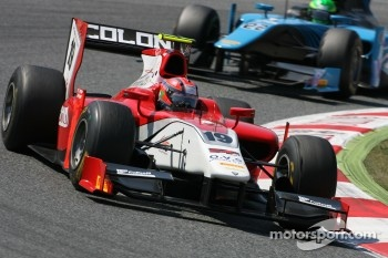 Davide Rigon, Scuderia Coloni