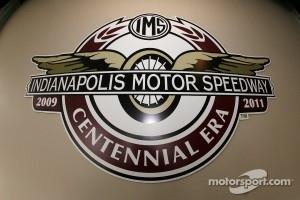 Indianapolis Motor Speedway Centennial Logo