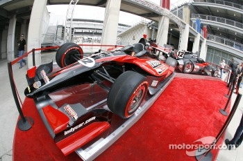 2012 concept Indycars