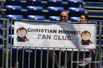 Fan poster for Christian Horner, Red Bull Racing, Sporting Director