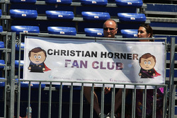 Fan poster for Christian Horner, Red Bull Racing, Sporting Director