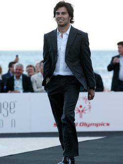 Sergio Perez, Sauber F1 Team, Amber Lounge Fashion