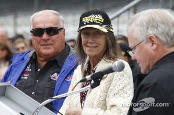 A.J. Foyt, Mary Hulman George