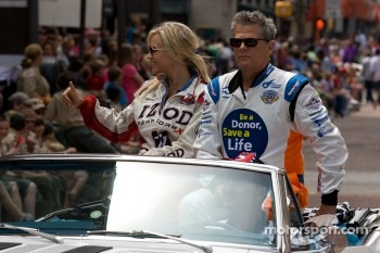 Indy 500 festival parade: David Foster