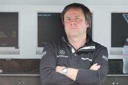Gerhard Ungar, chief technician HWA Mercedes
