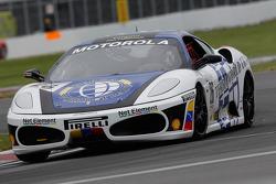 Ferrari of Ft. Lauderdale Ferrari F430 Challenge: Juan Hinestrosa