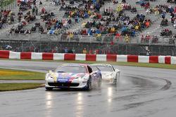Ferrari of Ft. Lauderdale Ferrari 458 Challenge: Enzo Potolicchio, Ferrari of Houston Ferrari 458 Challenge: Cooper MacNeil