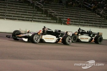 Wade Cunningham, Sam Schmidt Motorsports, Alex Tagliani, Sam Schmidt Motorsports