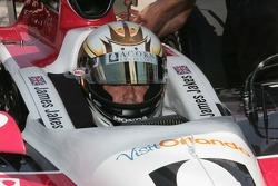 James Jakes, Dale Coyne Racing