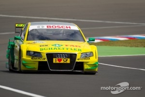 Martin Tomczyk (Audi) is second in the championship