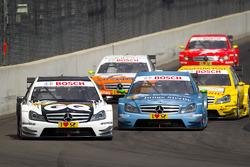 Maro Engel, Mücke Motorsport, AMG Mercedes C-Klasse, Christian Vietoris, Persson Motorsport, AMG Mercedes C-Klasse