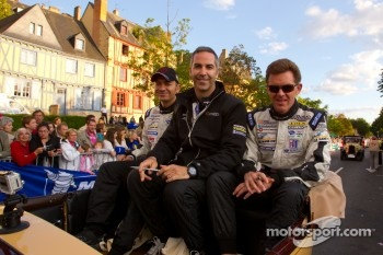 Christophe Bouchut, Joao Barbosa, Scott Tucker
