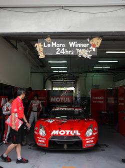 #23 MOTUL AUTECH GT-R: Satoshi Motoyama, Benoit Treluyer;