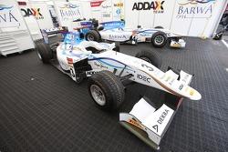 Charles Pic, Barwa Addax Team