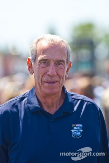 NASCAR legend Ned Jarrett