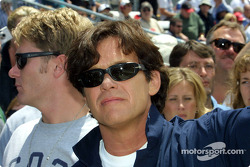I'm a rock'n roll star and my wife drives the pace car': John Mellencamp
