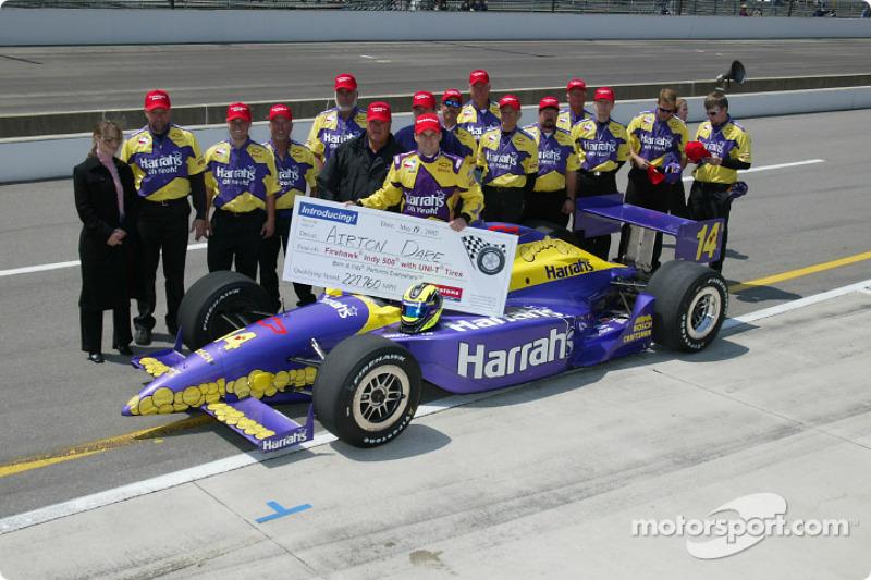 Airton Daré and team