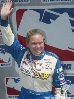 Drivers' presentation: Sarah Fisher