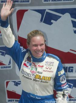 Drivers' presentation: Sarah Fisher