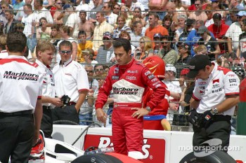 Pitstop competition: Helio Castroneves