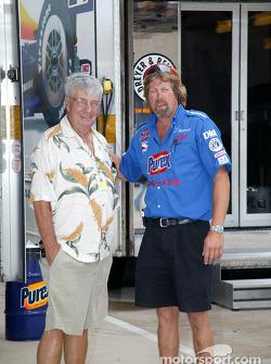 Dreyer & Reinbold crew member Wayne Selman