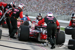 Pistop for Al Unser Jr.