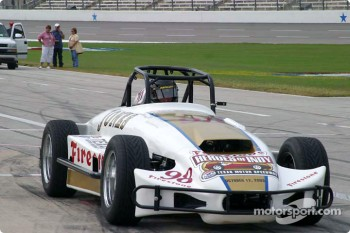 Practice session 2: Parnelli Jones