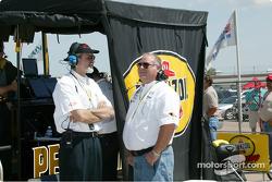 Joe Negri talks to John Barnes