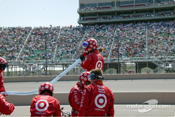 Chip Ganassi Racing crew members